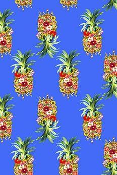 Estampa abacaxi                                                                                                                                                      Mais