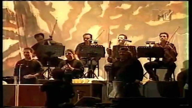 Page & Plant - Hollywood Rock -1996.01.27 - Praça da Apoteose, RJ - Braz...