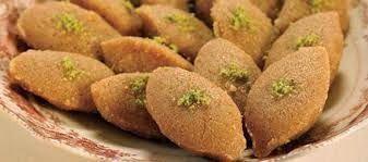 Manger Turc - La cuisine turque: HELVA AU SIROP