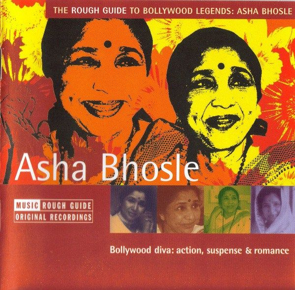 The Rough Guide To Bollywood Legends – Asha Bhosle [2003-MP3-VBR-320Kbps]