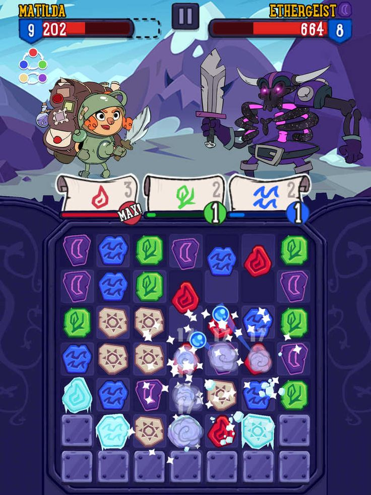 Adult Swim and PikPok deliver a hit with Adventure Xpress, a match-three puzzle RPG -- AppAdvice