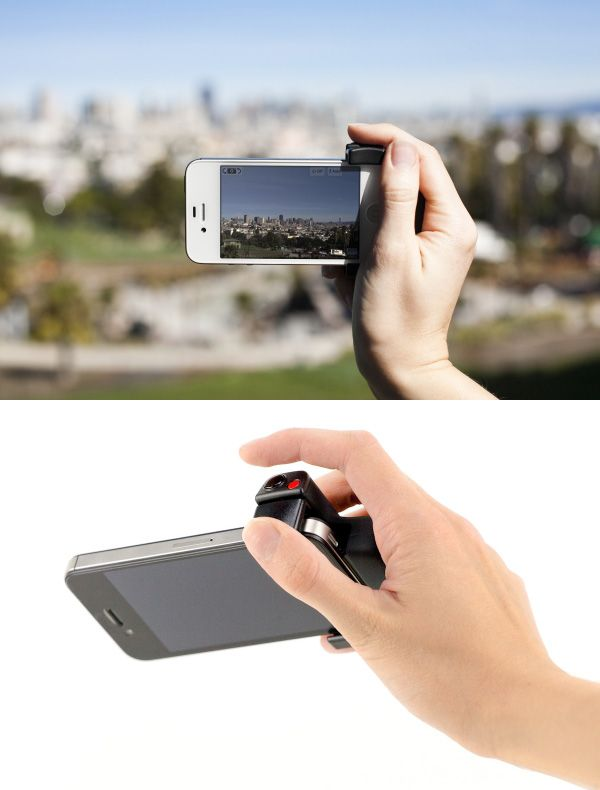 The Ultimate iPhone Camera Grip