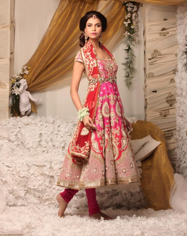 Indian Bridal Wear by Swati Agarwal Couture