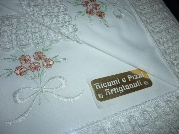 Vintage Italian Linen
