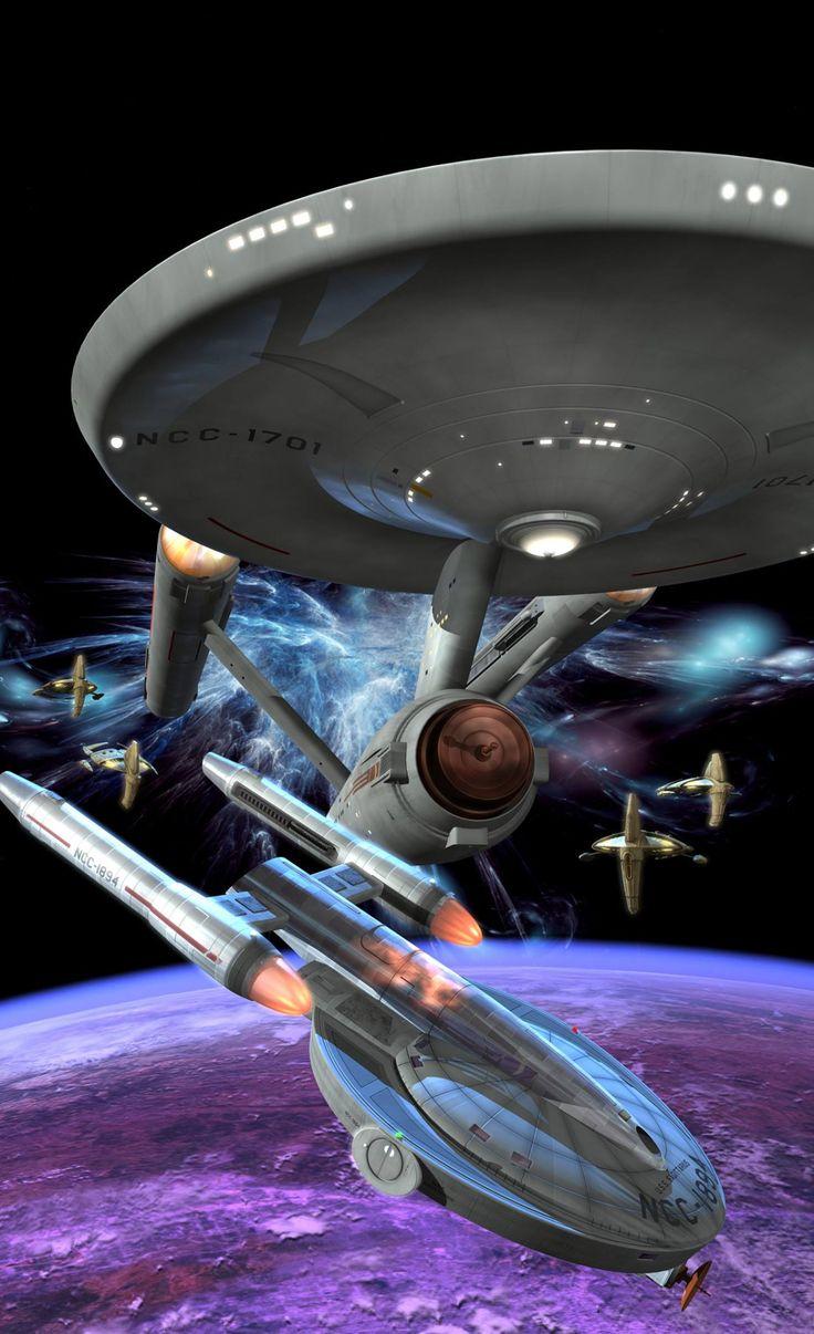 Uss enterprise ncc 1701 d galaxy class saucer separation r flickr - Uss Enterprise Ncc 1701 With The Uss Sagittarius Ncc 1894