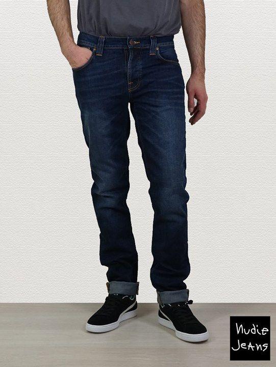 Nudie Jeans Grim Tim Crosshatch Worn In. Sale Last Items. Online Shop: http://ift.tt/237mKgP In Store: Zigomalli 1 45332 Ioannina Greece.  Phone Info: 30 26510 64634. #DenimLounge streetwear for #UrbanSlackers. Shipping all over Europe. - http://ift.tt/1OctV4n #denimlounge #jeans #sneakers #accessories online shop located in #Ioannina #Greece