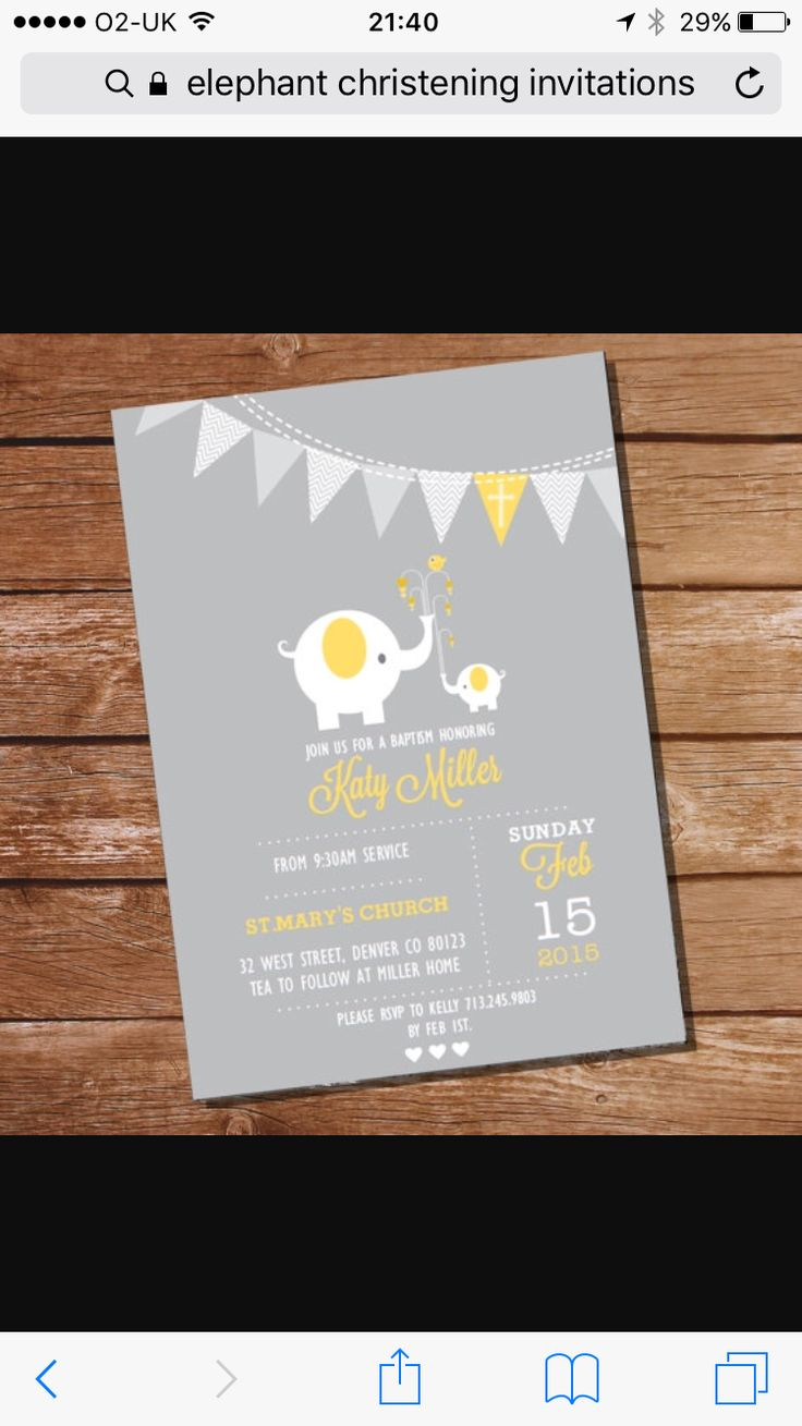 free online christening invitation making%0A First Communion   Baptism   Christening Invitation for Girls or Boys