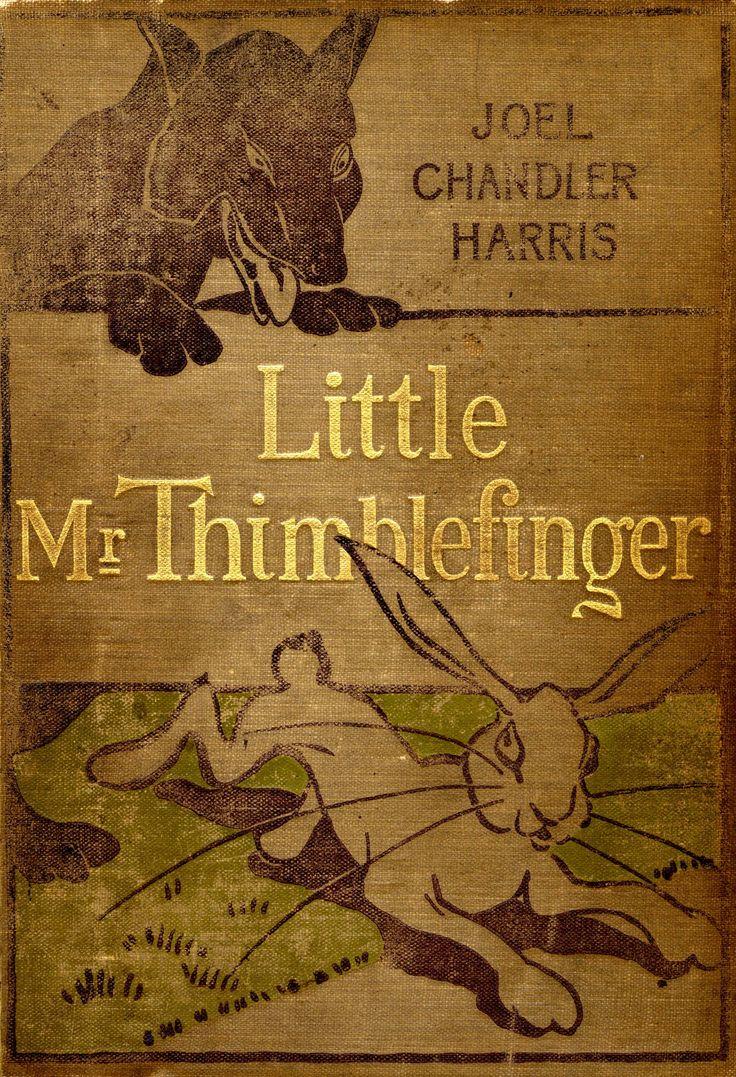 Little Mr Thimblefinger ~ 1894