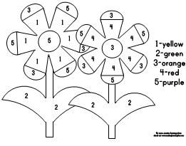 111 best flower coloring pages for applique images on