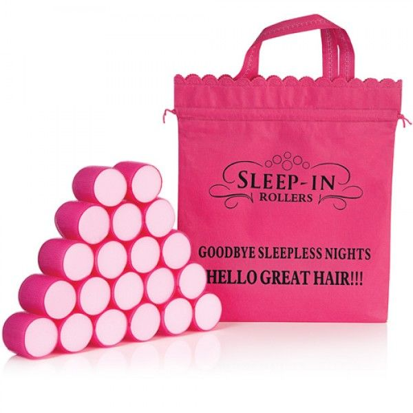 Join the celebs and grab a set of Sleep-In Rollers
