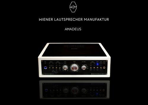 Amadeus von der Wiener Lautsprecher Manufaktur auf der klangBilder|15 #klangBilder #wienerlautsprechermanufaktur
