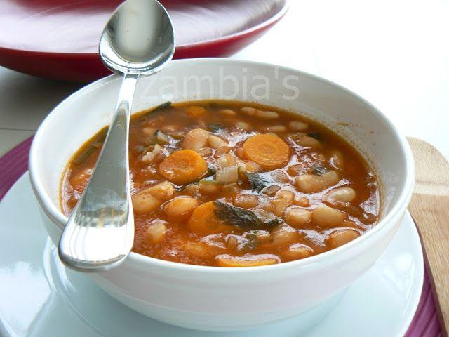 Kitchen Stori.es: Φασολάδα