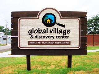Take a virtual tour with a slideshow: Global Village & Discovery Center — Visit the world.