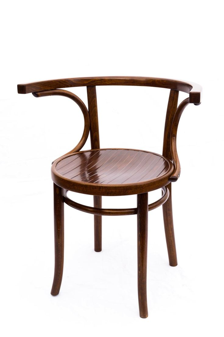 Bentwood Armchairs by Thonet