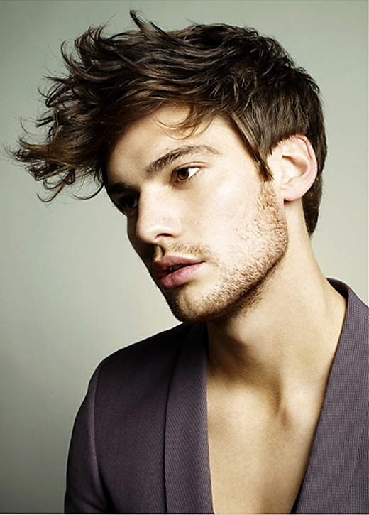 Super 1000 Images About Men39S Hair On Pinterest Models Cool Short Hairstyles For Black Women Fulllsitofus