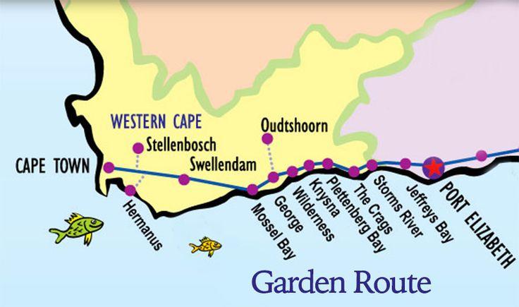 Garden Route Nerede