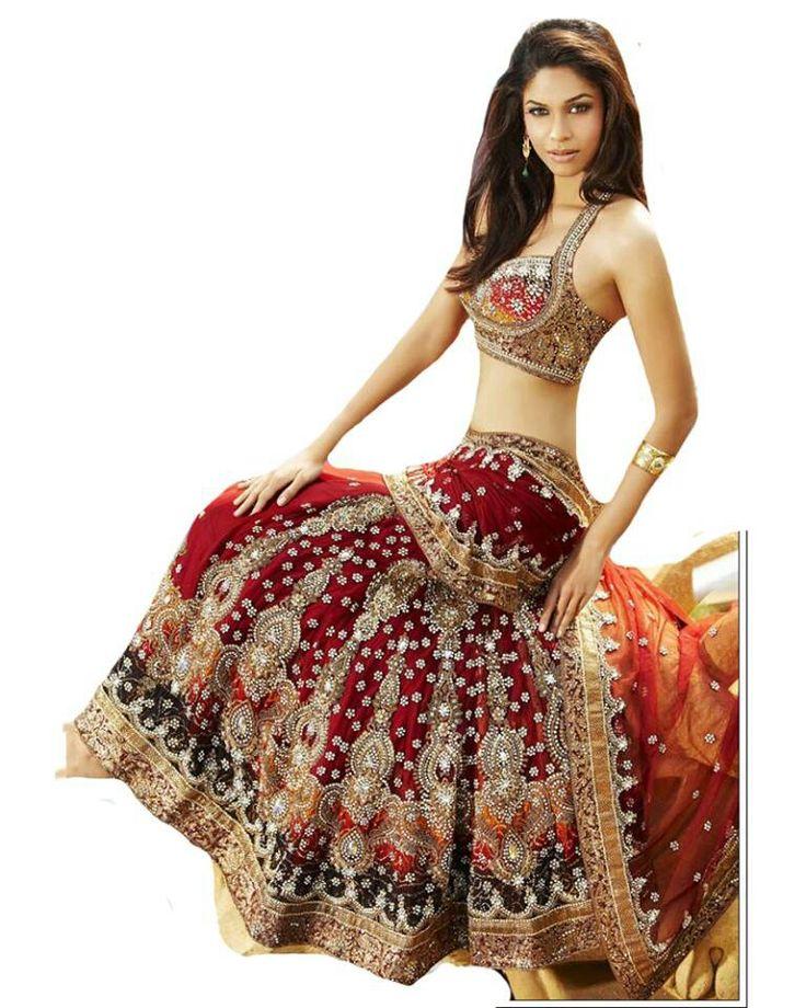 Indian Wedding Dress Wedding Outfits Pinterest