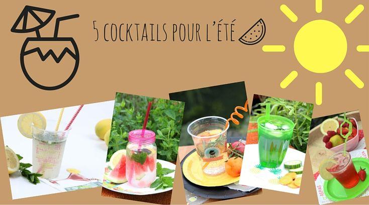 Les cocktails incontournables de l'été - Mesa Bella Blog