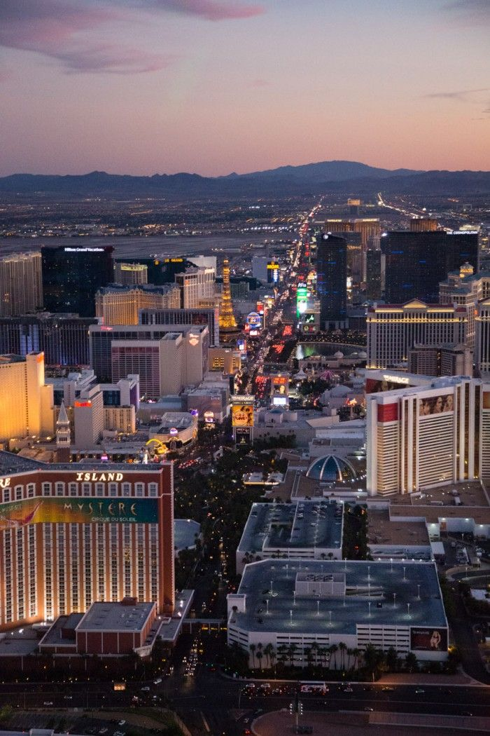 Weekend Away: Las Vegas - Hither and Thither
