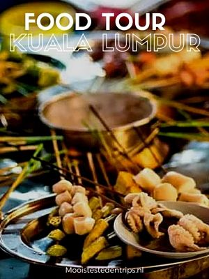 In Maleisië eet je het beste dat Zuid-Oost Azië te bieden heeft. Niet alleen Malay gerechten, maar ook invloeden uit de Indiase en Chinese keuken. Ontdek het tijdens een food tour | Mooistestedentrips.nl