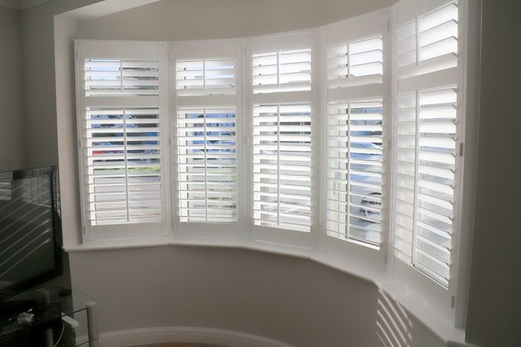 Wooden Shutters for Bay Windows – How to Identify The Type of Bay Window in Your Home | The Shutter Studio