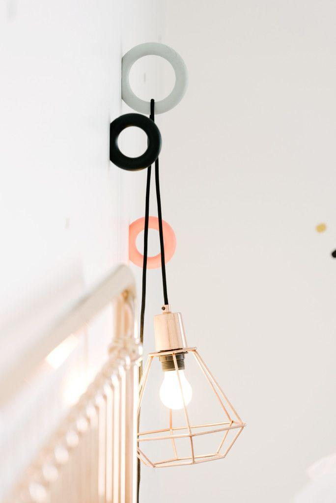 Inspirational Hay Light DIY at ROOM STYLING DREAMY METROPOLITAN Live Loud Girl