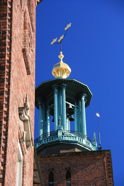 Stockholm; Town Hall