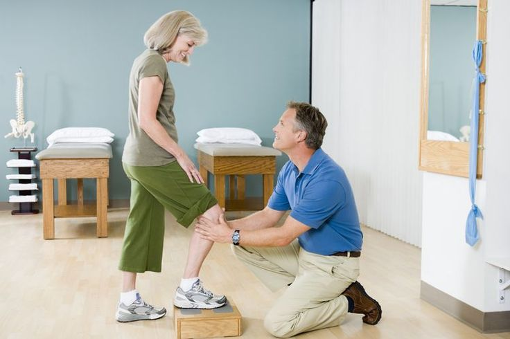 PT Exercises to Rehab Your Knee Meniscus Tear