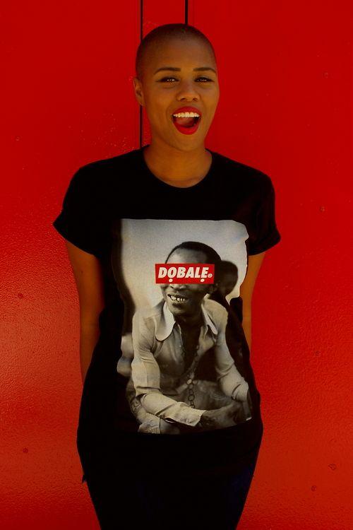 Gift Guide Item #5: Dobale Fela T-Shirt from Allen & Fifth.