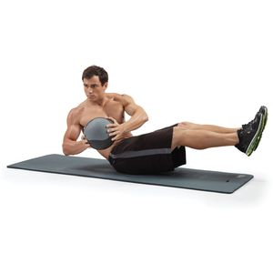 Use your ScoreCard Rewards to get this Deluxe Fitness Mat by Pure Fitness for all of your at home work outs! It's perfect for yoga, crunches, and weight training and even comes with a handy carry strap for easy transport. Catalog # 37-1729 #fitness #fintess101 #homeworkout #NewYearsResolution