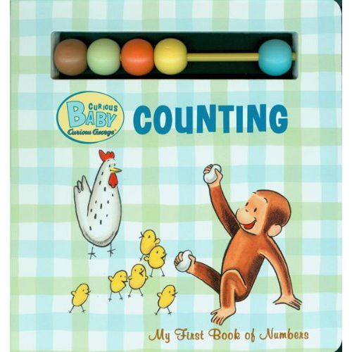 Curious George at the Park CGTV TouchandFeel Board Book