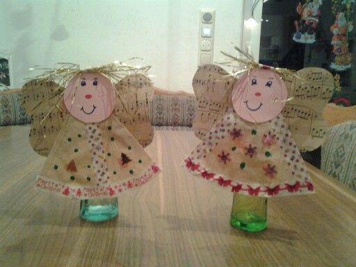 1000 images about kindergarten on pinterest basteln for Kindergarten weihnachtsbasteln