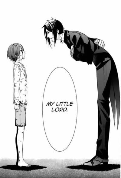 kuroshitsuji sebastian and ciel relationship advice