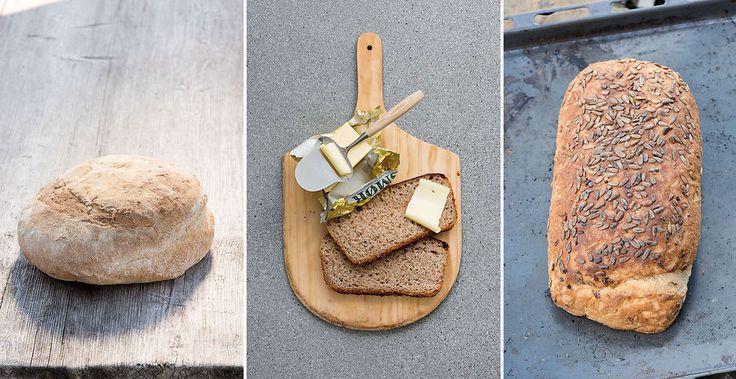 Baketips for nybegynnere: Slik blir du god til å bake brød