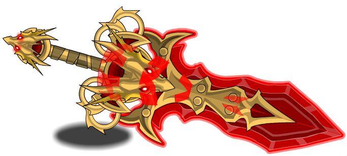 dragonblade of nulgath