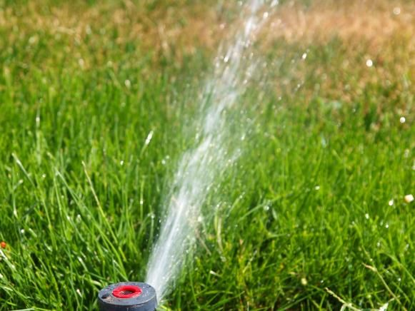 How to repair your Lawn sprinkling system