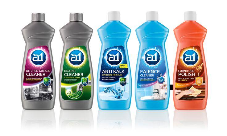 """다음 @Behance 프로젝트 확인: """"А1 detergent"""" https://www.behance.net/gallery/43589497/a1-detergent"""