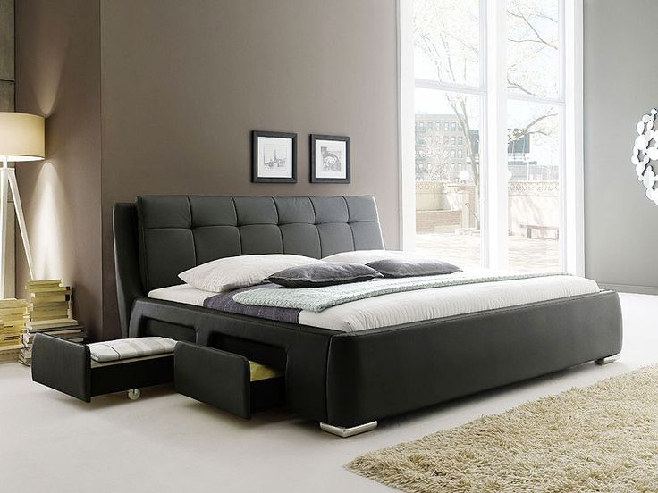 die besten 25 bett 180x200 ideen auf pinterest bett 180. Black Bedroom Furniture Sets. Home Design Ideas