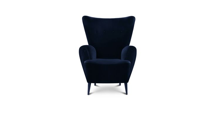 Bishop and Clerk is a mountain peak in Australia. Its magnificent view and imposing tall inspired Clerk armchair | Discover more bedroom chairs ideas: http://masterbedroomideas.eu