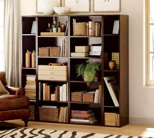 Storage, Very Very Cool DIY Simple Fancy Modern Modular Bookcase Design Idea ~ Awesome Modular Bookshelves with Unique Styles