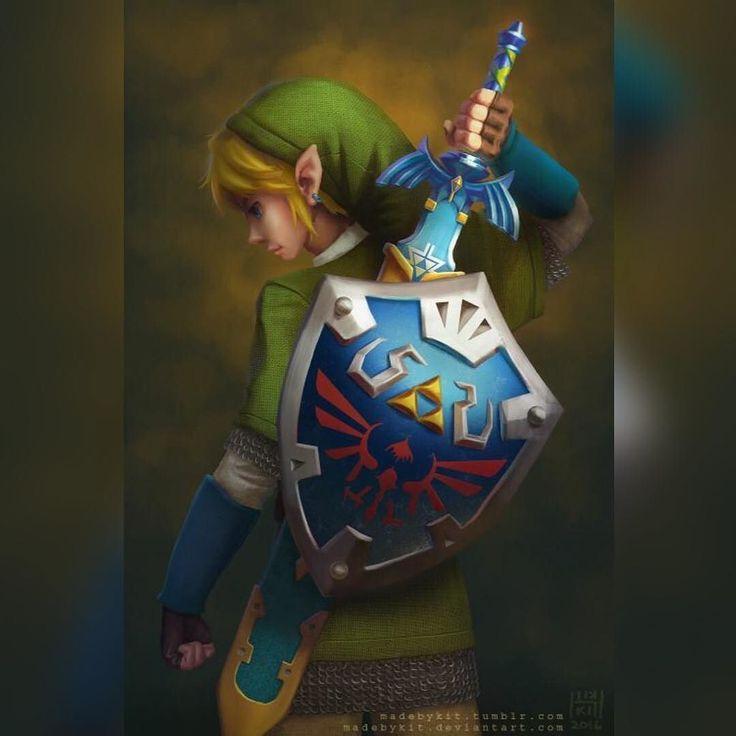 Dark Link Baise Zelda Porno