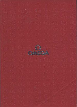 Katalog zegarków OMEGA, Omega, 2001, http://www.antykwariat.nepo.pl/katalog-zegarkow-omega-p-13592.html
