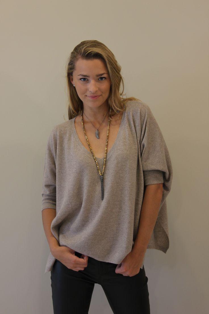 360 Sweater  Alane Weissman Jewelry Haute Hippie leather pants