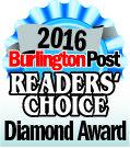 Thank you everyone who voted! #brantflorist won the #ReadersChoice Diamond award! You are the best #Burlington!