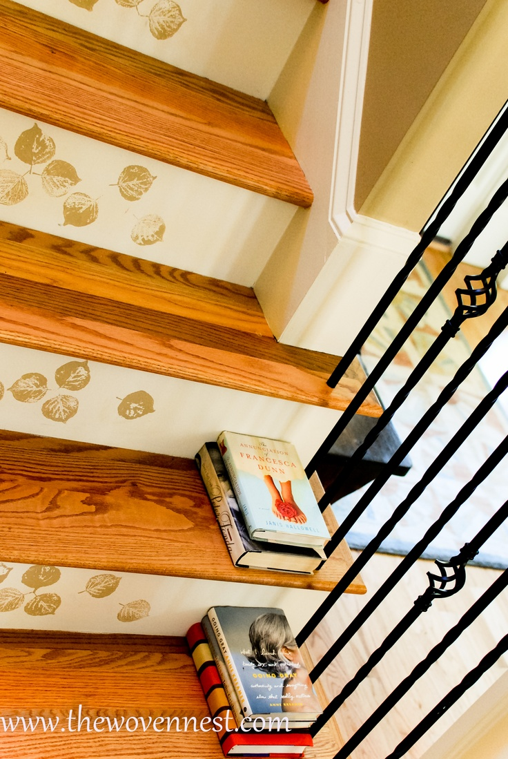 Painted Stairs 61 Best Painted Stairs Images On Pinterest