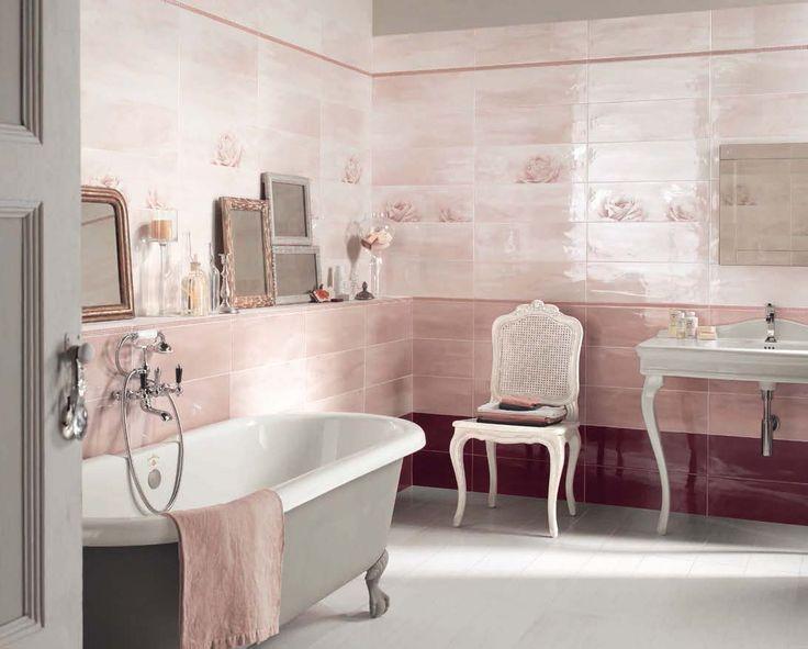 83 best Carrelage Salle de bains images on Pinterest | Space ...