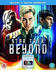Star Trek Beyond Blu-ray + Digital Download 2016 Region Free: Amazon.co.uk: Chris Pine, Anton Yelchin, Zoe Saldana, Idris Elba, Justin Lin, J.J. Abrams, Bryan Burk, Roberto Orci: DVD & Blu-ray