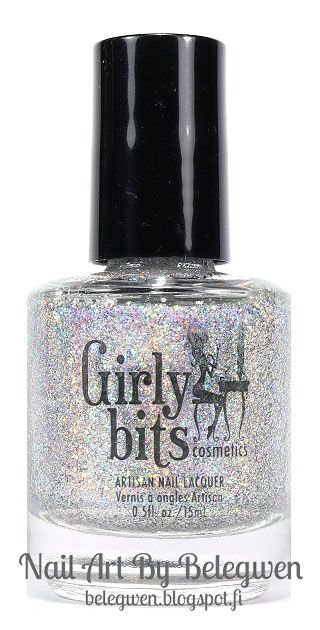 Girly Bits - Don't Tangle Your Tinsel