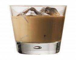 Chocolate Eclair: 1oz each of Baileys Irish Cream, Kahlua & Whipped Cream Vodka over ice.