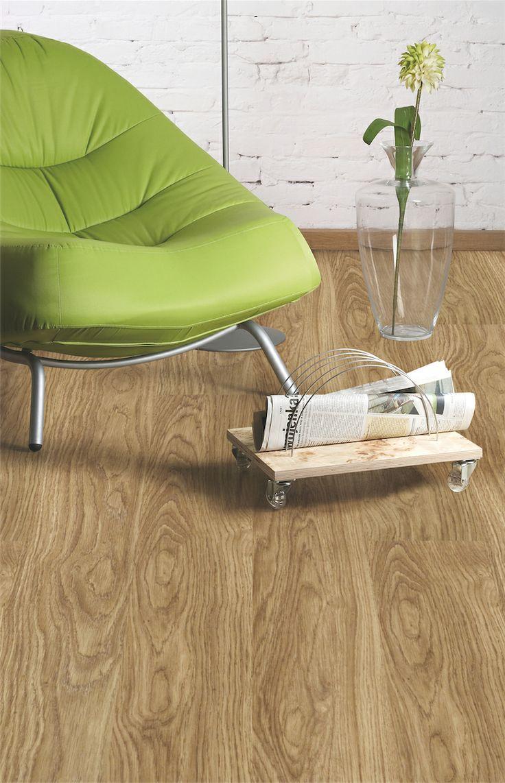 Panele podłogowe Krono Original - Dąb Naturalny